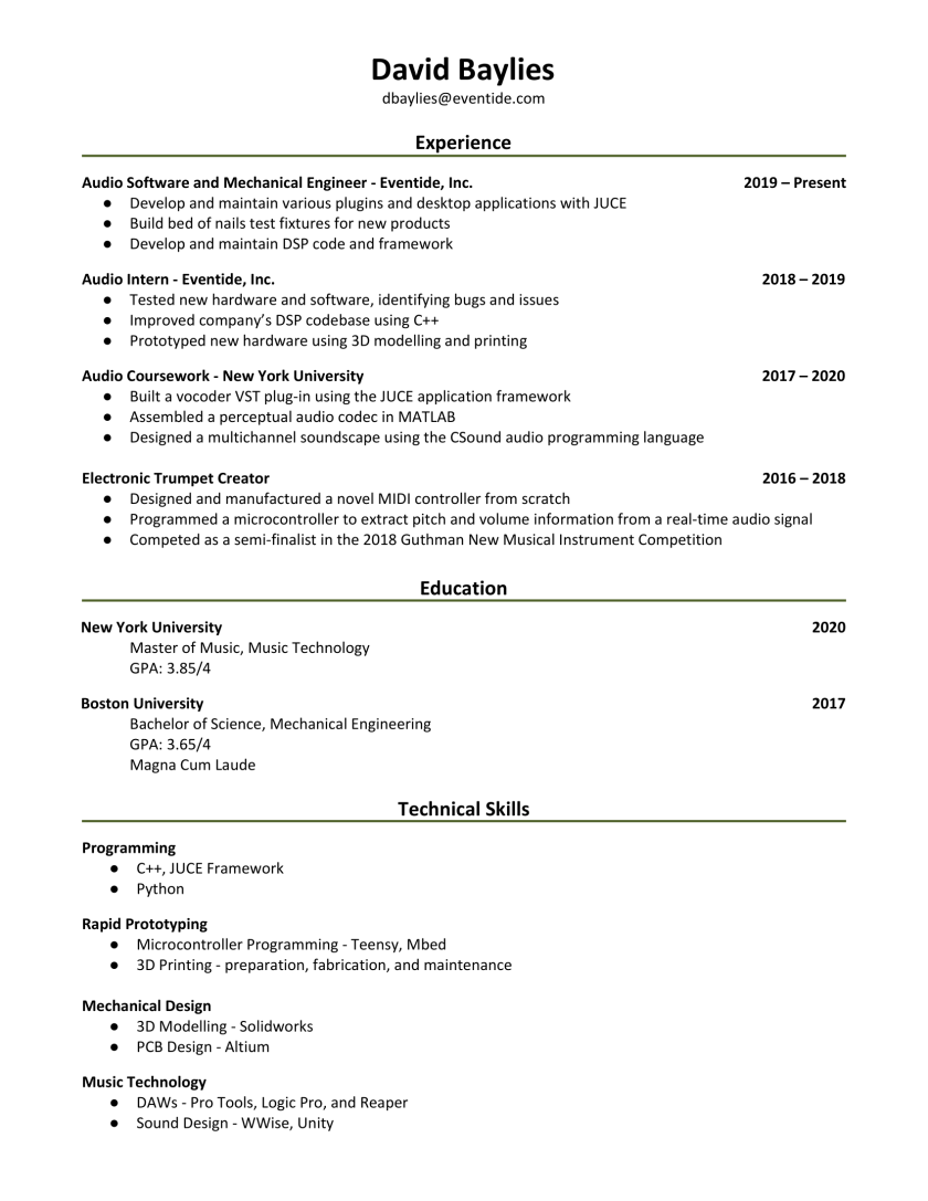 Baylies Resume - May 2020-1